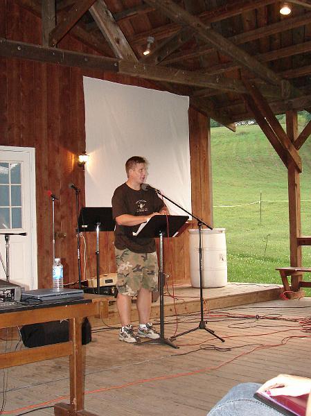 Pastor Curtis Sharp