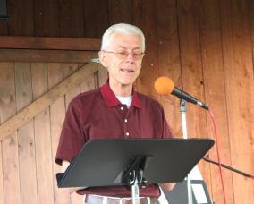 Pastor David Wallis